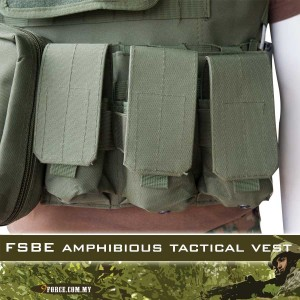 FSBE amphibious tactical vest
