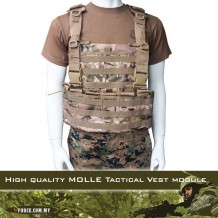 High Quality MOLLE Tactical Vest Module - HD1200