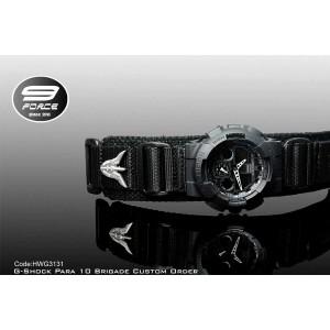 G-Shock Para 10 Brigade Custom Order