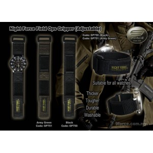 Night Force Field OPS Gripper - GP750