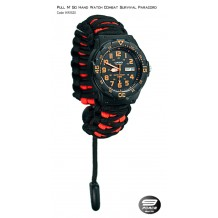 Pull N' Go Hand Watch Survival Paracord (1 Year warranty) - HW1520