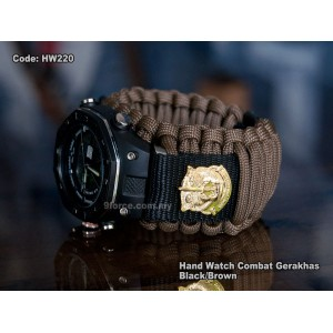 Tactical Watch Combat Gerakhas Commando HW220