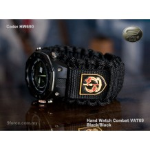 Tactical Watch Combat VAT69 HW690
