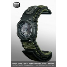 SPECIAL FORCE COMBAT WATCH PARACORD SERIES - AIRBORNE - HW7800
