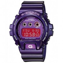 Casio Men's G-Shock Metallic Purple Digital Sport Watch