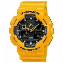 Casio Men's Yellow G-Shock Watch