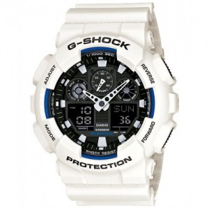Casio Men's G-Shock LTD Edition White Watch