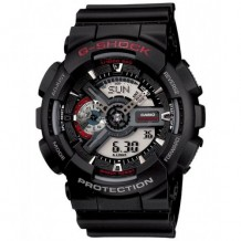 Casio Men's XL Series By G-Shock Classic Analog-Digital Black Watch