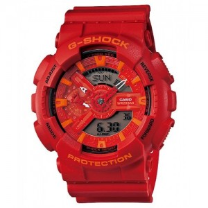 Casio G-SHOCK Red Series Men Watch(LIMITED EDITION)