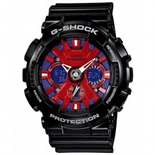 Casio G-Shock Ana-Digi Speed Indicator Red Dial Men's watch