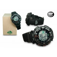 CASIO-PROTREK TRIPLE SENSOR TOUGH SOLAR