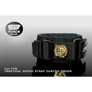 Tractical Watch Strap Custom Order