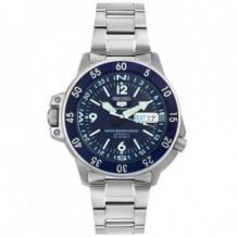 Seiko Men's Five Sports Stainless Steel Automatic Watch