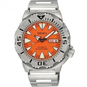 Seiko 5 Sports Automatic Monster Diver Watch