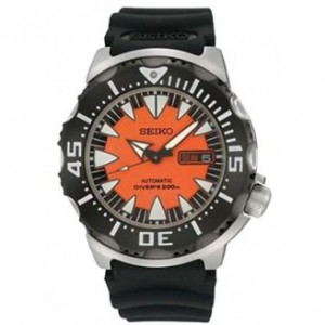 Seiko Men's Classic Automatic Divers Watch