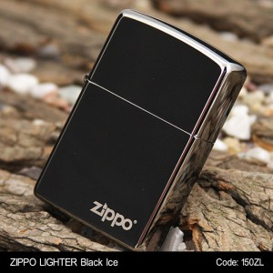 ZIPPO Windproof Lighter, BLACK ICE®
